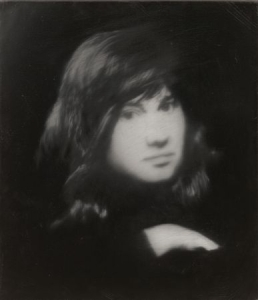 genç kız portresi