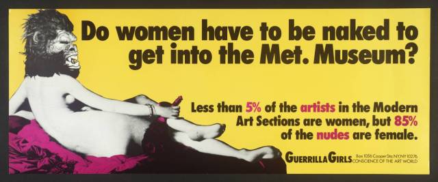 [no title] 1985-90 by Guerrilla Girls null
